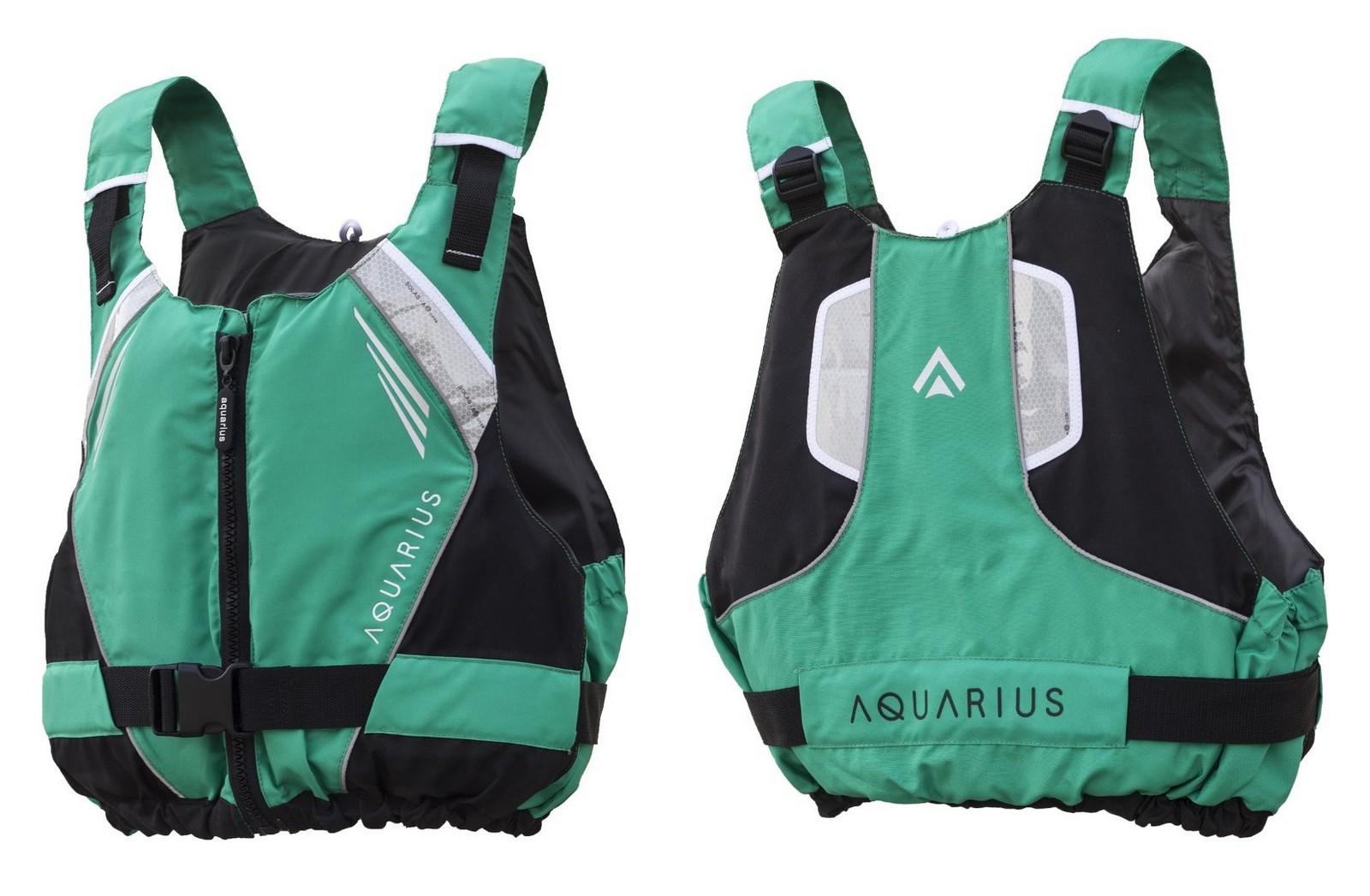 S//M Chest 86–107cm Weight 40-60Kg Aquarius MQ Plus Buoyancy Aid PFD
